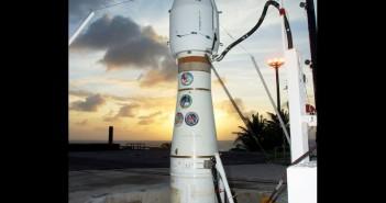 Rakieta GBI w silosie rakietowym / Credits - USMDA
