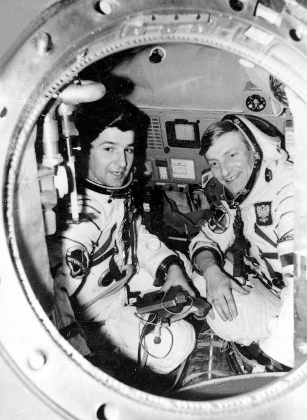 Training to the Soyuz 30 mission / Credits - public domain
