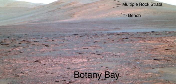 Zdjęcie Solander Point i okolicy wykonane 1 czerwca 2013 / Credits: NASA