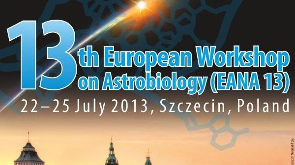 13th European Workshop on Astrobiology / Credits - EANA, CASA