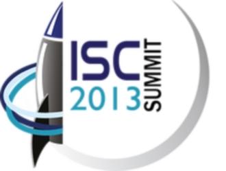 Logo konferencji ISC 2013 Summit / Credits: IRN