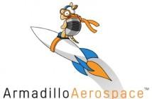 Logo firmy Armadillo Aerospace / Credits - Armadillo Aerospace