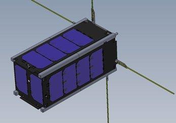 Cubesat 2U / Credits - Cubebug