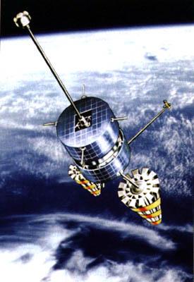 Satelita typu Goniec