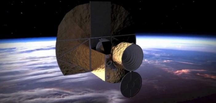 Przypuszczalny wygląd satelity CHEOPS / Credits: SSTL