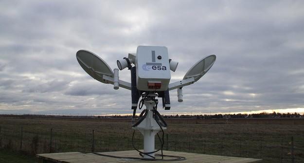 Transponder, przy którym będą pracowali studenci / Credits: ESA