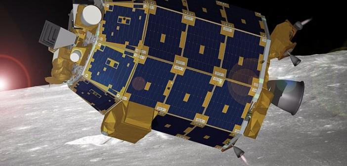 Misja LADEE / Credits - NASA