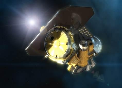 Sonda Deep Impact / Credits - NASA