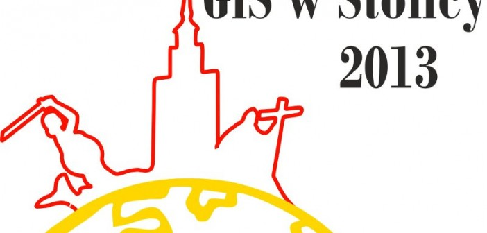The logo of GIS day in the capital city 2013 / Credits - organisers of the GIS day event