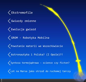Blok astro-naukowy konwentu Opolcon. (ARDiS)