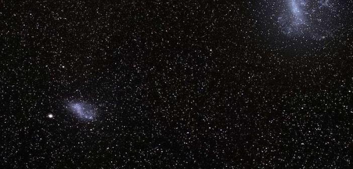 Obłoki Magellana / Credits: ESO