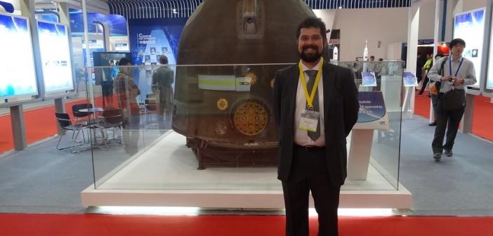 Shenzhou-10 capsule with Michal Moroz / Credits - Kosmonauta.net