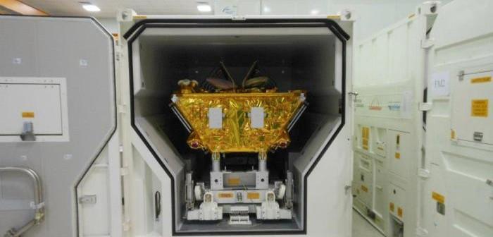 Satelita firmy O3b / Credits: O3b