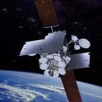 Satelita konstelacji Inmarsat GX / Credits: Boeing