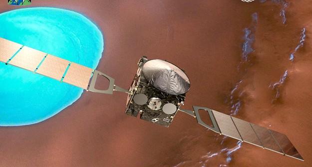 Mars Google Hangout / Credits: ESA