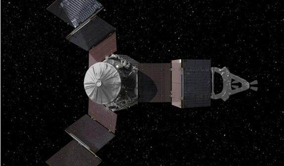 Sonda Juno / Credits: NASA