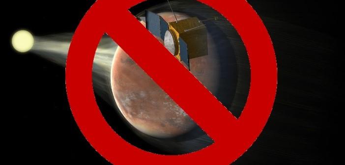 MAVEN może nie polecieć do Marsa w tym roku / Credits: Kosmonauta.net