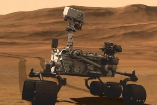 Łazik MSL / Credits - NASA