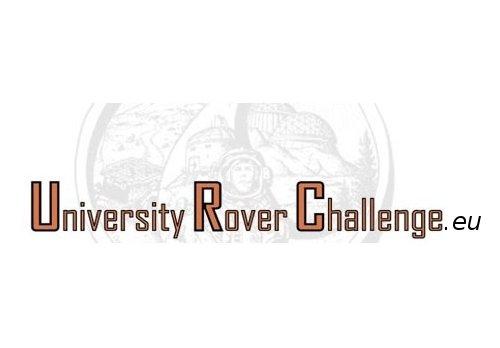 Logo University Rover Challenge 2013 z dopiskiem eu - zapowiedź edycji 2014 / Credits - University Rover Challenge