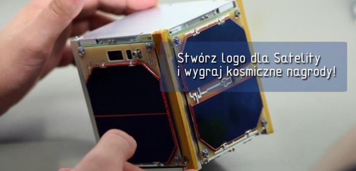 Logo konkursu na logo dla PW-Sat2 / Credits: SKA