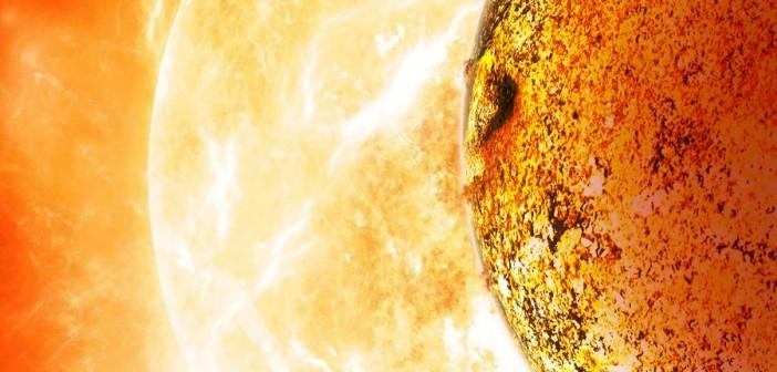 Wizja artystyczna Keplera-78b / Credits - David A. Aguilar (CfA)