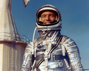 Scott Carpenter / Credits: NASA