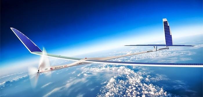 Wizualizacja drona / Credits: Titan Aerospace
