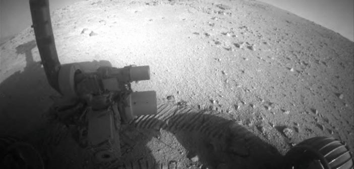 Moreton Island sfotografowane w trakcie sol 3489 / Credits: NASA-JPL