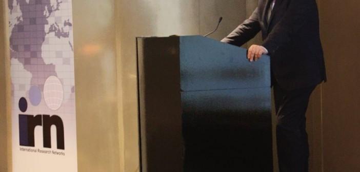 Presentation by prof. Marka Banaszkiewicza (CBK PAN / SRC PAS) / Credits: Kosmonauta.net