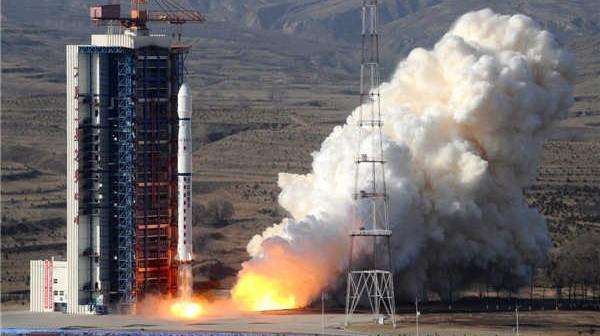 Start CZ-4C - 20.11.2013 / Credits - Xinhua