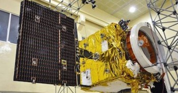 """Indyjska sonda MOM (Mangalyaan"""" / Credit: ISRO"""