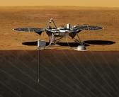 Ważny instrument InSight przechodzi testy