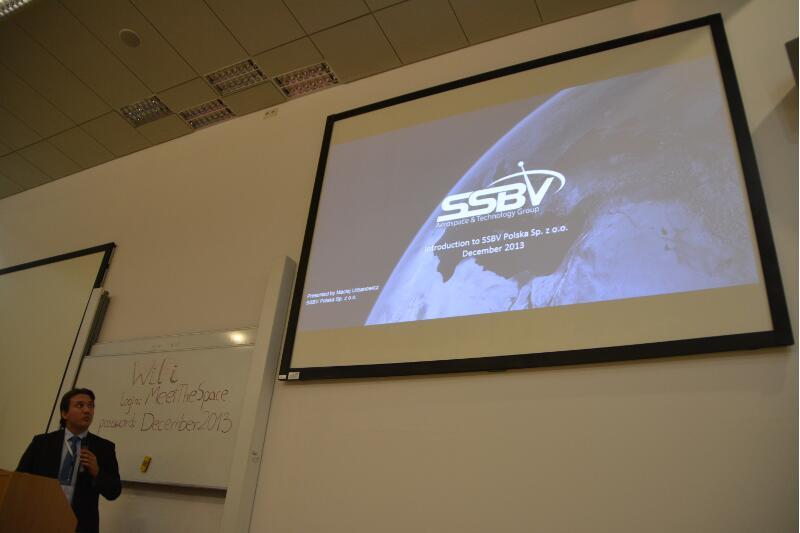 Prezentacja SSBV Polska / Credits - Kosmonauta.net