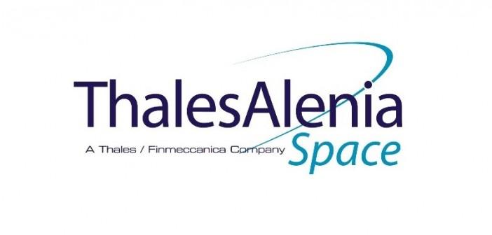 Logo Thales Alenia Space / Credits: TAS