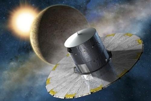 Artystyczna wizja sondy Gaia / Credits: ESA