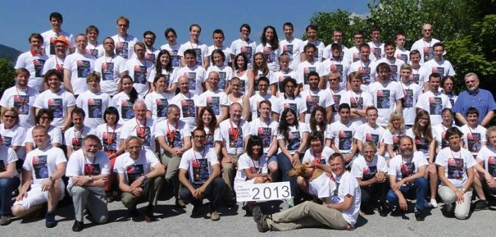 Uczestnicy Alpbach Summer School 2013 / Credits: ESA, ISSI