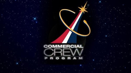 Logo programu Commercial Crew / Credits: NASA