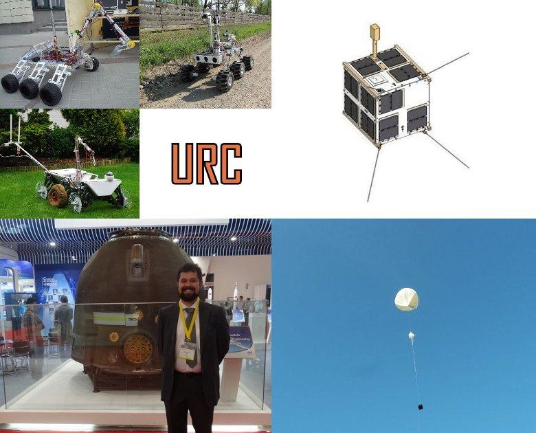 2013 in Poland - URC rovers, BRITE-PL Lem, IAC 2013 and a stratospheric mission / Credits - teams at URC, CBK PAN, Kosmonauta.net and Tomasz Brol