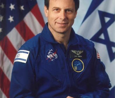 Ilan Ramon / Credits: NASA