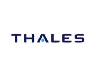 Logo grupy Thales / Credits: Thales