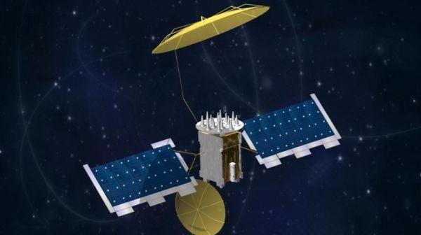 Satelita serii MUOS / Credits: Lockheed Martin