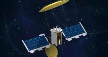 Satelita MUOS 5 dotarł do użytecznej orbity
