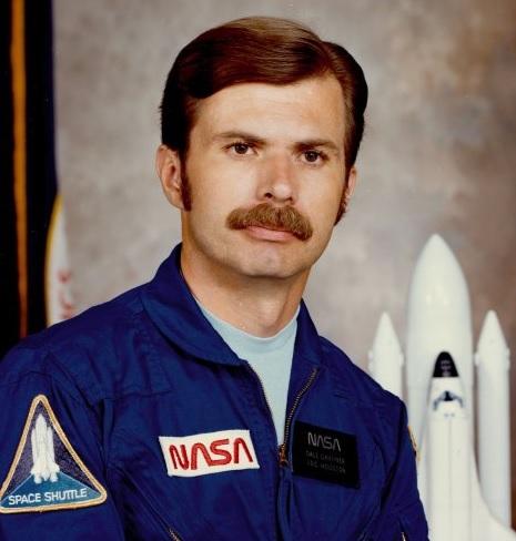 Dale Gardner / Credits: NASA