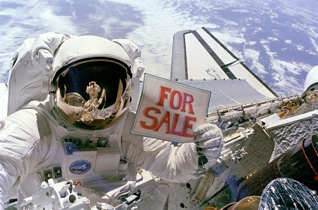 Najsłynniejsze zdjęcie Dale Garnera / Credits: NASA