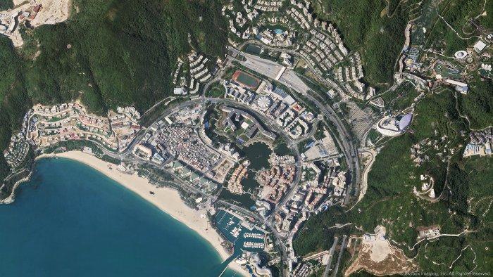 Obraz uzyskany przez Skysat-1 / Credits - Skybox