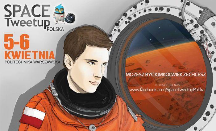 Space Tweetup Polska 2014