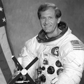 William R. Pogue (1930-2014) / Credits: NASA