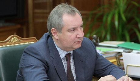 Dimitrij Rogozin / Credits RIA Nowosti