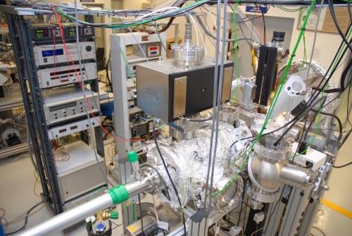 Komora symulacji środowiska marsjańskiego MARTE zbudowana przez hiszpańskich naukowców.