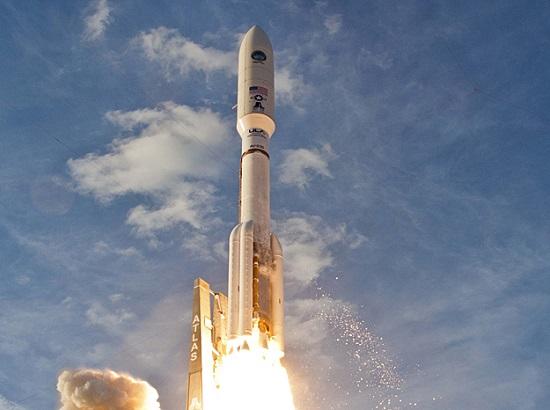 Start rakiety Atlas 5 / Credits: ULA